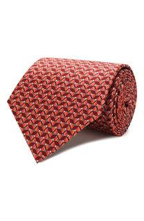 Комплект из галстука и платка Lanvin