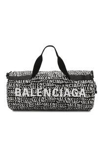 Текстильная спортивная сумка Balenciaga