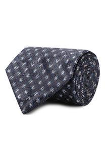 Шелковый галстук Kiton