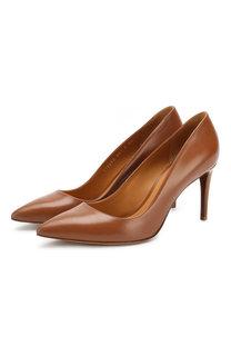 Кожаные туфли Ralph Lauren