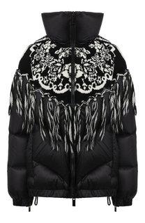 Пуховая куртка Sacai