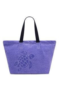 Текстильная пляжная сумка Vilebrequin