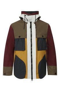 Хлопковая куртка Stone Island