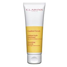 CLARINS Масло для лица питательное отшелушивающее Comfort Scrub