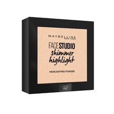 MAYBELLINE NEW YORK Пудра-хайлайтер для лица Face studio