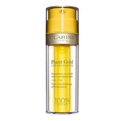 CLARINS Питательная эмульсия для лица с маслом голубой орхидеи Plant Gold - LOr des Plantes