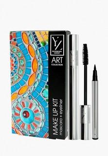 Набор для макияжа глаз Yllozure ART COLLRCTION