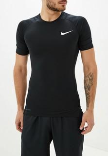 Футболка компрессионная Nike Pro Mens Short-Sleeve Training Top