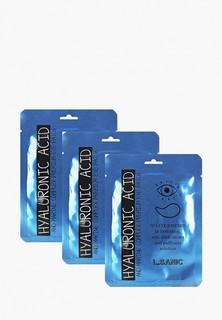 Патчи для глаз L.Sanic с гиалуроновой кислотой и экстрактом водорослей, 2шт*3уп