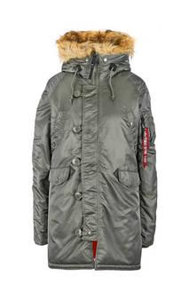 Куртка 113007 vintage green Alpha Industries