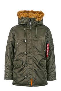 Куртка 103141 rep.grey Alpha Industries