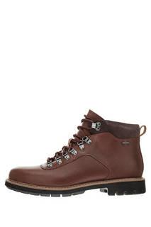 Ботинки 26143047 brown leather Clarks