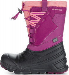 Ботинки утепленные для девочек Merrell M-Snoqstlite 2.0, размер 28.5
