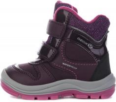 Ботинки утепленные детские Geox Trivor, размер 22