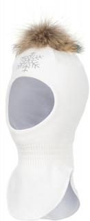 Шапка-шлем для девочки Satila Norry, размер 53