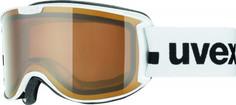 Маска горнолыжная женская Uvex Skyper P