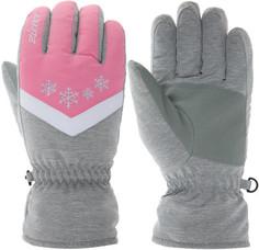 Перчатки для девочек Ziener, размер 3,5