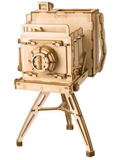 Конструктор DIY House Винтажная камера TG403