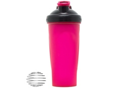 Шейкер Irontrue ITS916-600 700ml Black-Pink
