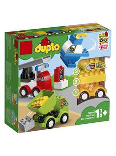 Конструктор Lego Duplo Мои первые машинки 34 дет. 10886