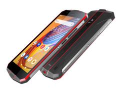 Сотовый телефон Haier Titan T1 Black-Red
