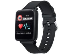 Умные часы Digma Smartline D1 Black-Black 1150263