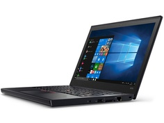 Ноутбук Lenovo ThinkPad X270 20K5S5L400 (Intel Core i3-6006U 2.0GHz/8192Mb/500Gb/Intel HD Graphics 520/Wi-Fi/Bluetooth/Cam/1920x1080/Windows 10 64-bit)