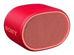Колонка Sony SRS-XB01 Red
