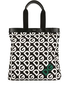 Dolce & Gabbana сумка-тоут с логотипом