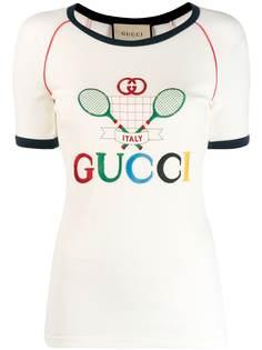 Gucci футболка Gucci Tennis