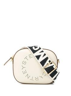 Stella McCartney поясная сумка Stella с логотипом