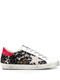 Golden Goose кеды Superstar