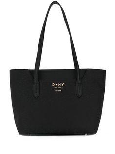 DKNY сумка-тоут Noho с логотипом