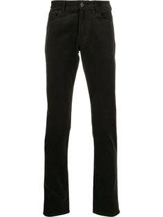 Emporio Armani вельветовые джинсы