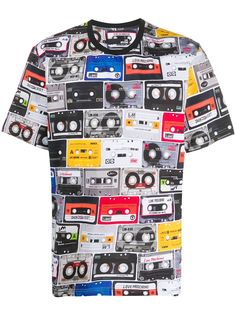 Love Moschino футболка с принтом