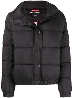 DKNY куртка-пуховик