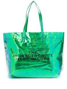 Marc Jacobs блестящая сумка-тоут