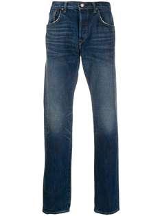 Edwin джинсы низкой посадки