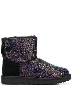 Ugg Australia ботинки Bow Cosmos с блестками