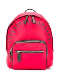 Neil Barrett Kids рюкзак с принтом Bolt