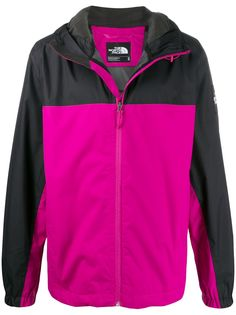 The North Face легкая куртка в стиле колор-блок