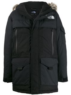 The North Face парка Mcmurdo