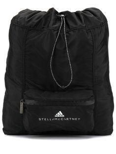 adidas by Stella McCartney рюкзак с контрастным логотипом
