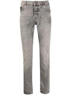 John Richmond джинсы Amsack с эффектом потертости
