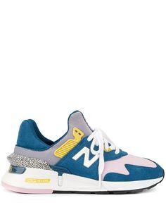 New Balance кроссовки 997 со вставками