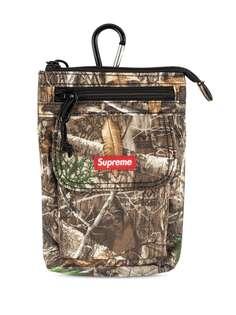 Supreme рюкзак с камуфляжным принтом