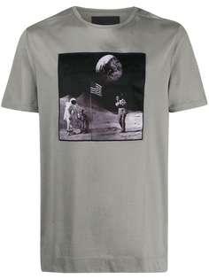 Limitato футболка с принтом Man On The Moon