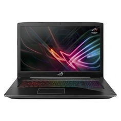 "Ноутбук ASUS ROG GL703GE-GC075T, 17.3"", IPS, Intel Core i5 8300H 2.3ГГц, 16Гб, 1000Гб, nVidia GeForce GTX 1050 Ti - 4096 Мб, Windows 10, 90NR00D2-M04500, черный"