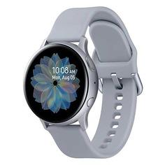 """Смарт-часы SAMSUNG Galaxy Watch Active2, 40мм, 1.2"""", арктика / арктика [sm-r830nzsaser]"""