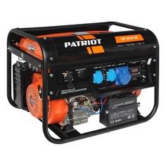 Бензиновый генератор PATRIOT GP 6510AE, 220 В, 5.5кВт [474101580] Патриот